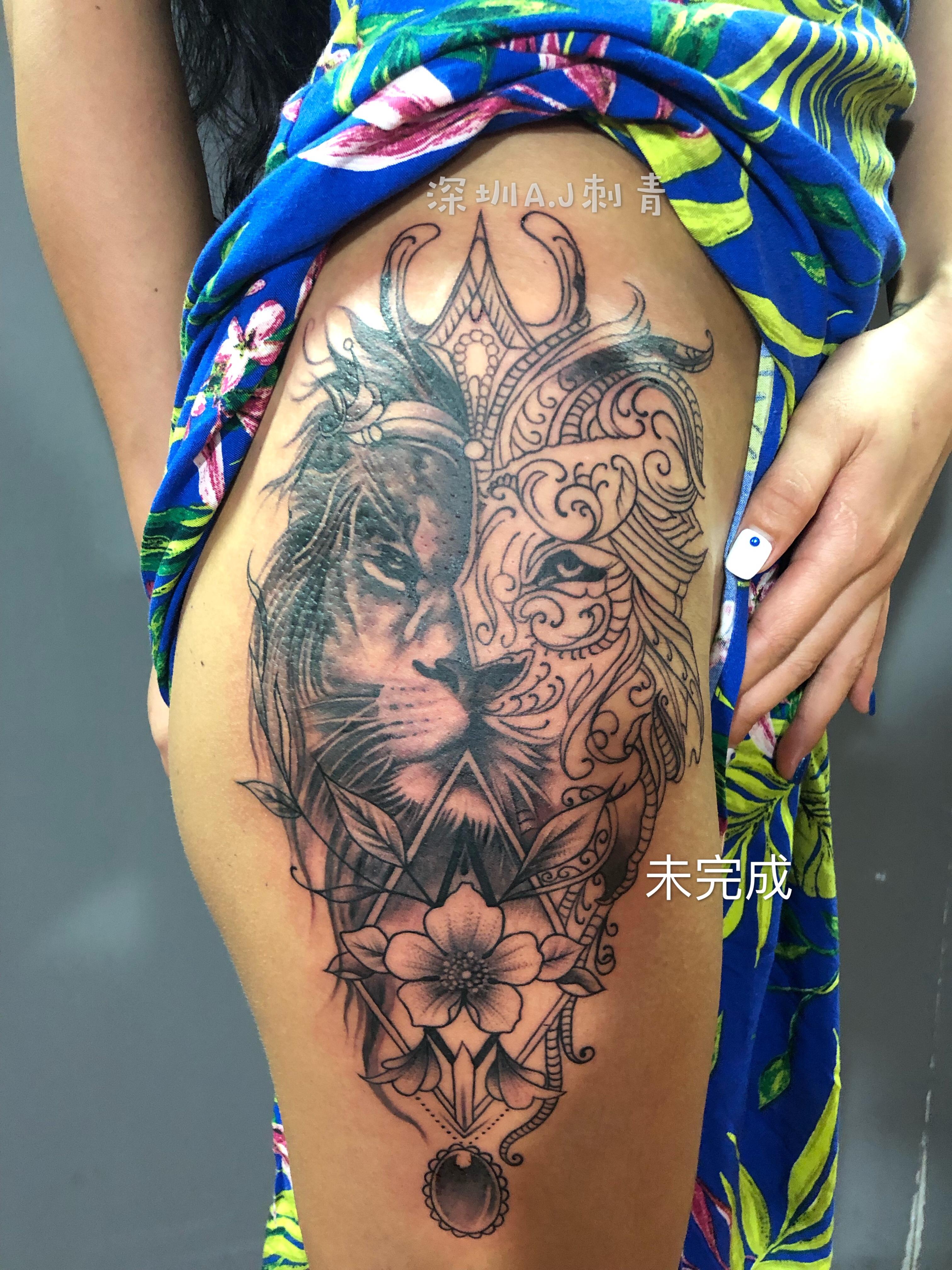 狮子-缩略图